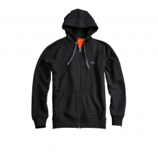 Alpha Industries X-Fit Zip Hoody - fekete