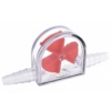 Alphacool Eisfluegel Áramlás jelző Piros 6-11mm - Plexi /17357/