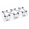 AlphaCool GPX SLI híd - Triple - Plexi