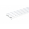 AlphaCool HardTube 13/10mm Plexi (PMMA) Clear 20cm - 4db Set