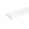 AlphaCool HardTube 13/10mm Plexi (PMMA) Clear 60cm - 4db Set