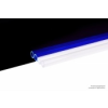 AlphaCool HardTube 13/10mm Plexi (PMMA) Clear UV-Blue 80cm - 4db Set
