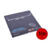 """Alphacool tömlő AlphaTube HF 13/10 (3/8 """"ID) - UV fekete 1m"""