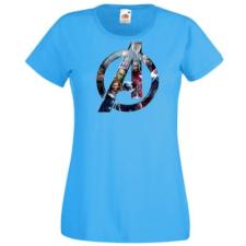 Altpaer Bosszúállók - Avengers - Női rövid ujjú póló - Több színben női póló