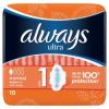 Always Ultra Normal, 10 Szárnyas Egészségügyi Betét