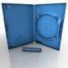 Amaray DVD tok 14mm kék