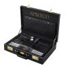 Ambition Evőeszköz készlet 72 részes bőröndben