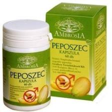 Ambrosia Peposzec kapszula (60 kapszula) táplálékkiegészítő