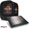 AMD ryzen threadripper 1900x yd190xa8aewof processzor