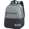 American Tourister Laptbackp szürke - fekete 13,3-14,1 notebook hátizsák