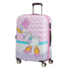 American Tourister WAVEBREAKER Disney négykerekű közepes bőrönd  31C*90*004 kézitáska és bőrönd