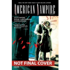 American Vampire Vol. 5 – Rafael Albuquerque idegen nyelvű könyv