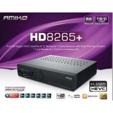 Amiko HD 8265+ műholdvevő és T2/C beltéri egység műholdas beltéri egység