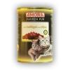 Amora Fleisch pur Katze 400g Szárnyas & Sajt