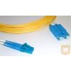 AMP SC/LC duplex patchkábel, MM 62.5/125µ, 2m (6536510-2)