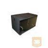 AMTECH RA-60-0900 9U 540x445 600 mély fali rack szekrény