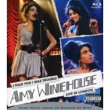 Amy Winehouse - I Told You I Was Trouble (BD) rock / pop
