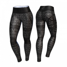 Anarchy Apparel sportruházat Anarchy Apparel Gomorra Compression Leggings