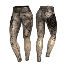 Anarchy Apparel sportruházat Anarchy Apparel Sandstone Leggings