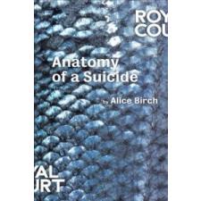 Anatomy of a Suicide – Alice Birch idegen nyelvű könyv