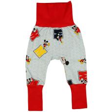 Andrea Kft. Disney Mickey baba nadrág 2:1 méret
