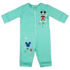 """Andrea Kft. Disney Mickey """"Be happy"""" overálos pizsama 21760065104"""