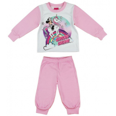 Andrea Kft. Disney Minnie és unikornis lányka 2 részes pizsama 21803901092