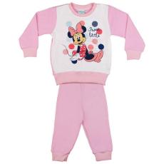 Andrea Kft. Disney Minnie lányka pizsama (méret: 86-116) 18342045116