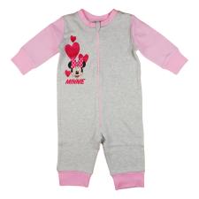 Andrea Kft. Disney Minnie overálos pizsama 92 Szürke gyerek hálóing, pizsama
