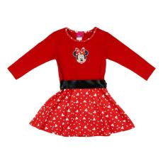 Andrea Kft. Disney Minnie szívecskés derékszalagos ruha 23406041110