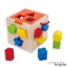 Andreu Okos kocka - geometriai formák