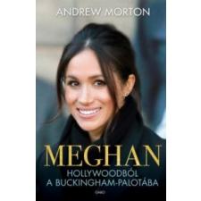 Andrew Morton Meghan idegen nyelvű könyv