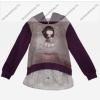 Anekke gyermek kapucnis pulóver, 11-12 év (RH6147)