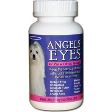 Angels' Eyes :Angels´ Eyes Dog&Cat Könnyfolt Eltávolító Por Natural , 75g kutyafelszerelés