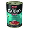 Animonda GranCarno Adult konzerv, lazac és spenót 24 x 800 g