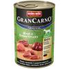 Animonda GranCarno Adult konzerv, marha és kacsaszív 6 x 800 g (82747)