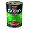 Animonda GranCarno Adult konzerv, szarvas és alma 6 x 800 g