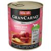 Animonda Grancarno Sensitiv: marhahús burgonyával 800g