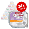 Animonda Integra Protect Adult Diabetes tálcás 24 x 100 g - Mix (4 fajta)