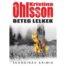 Animus Kiadó Kristina Ohlsson: Beteg lelkek regény