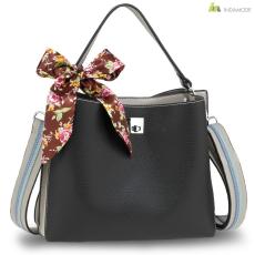 Anna Grace Csinos elegáns és stílusos női táska kendővel