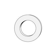 Anro 3D Ring-50 - gyűrűs faldekoráció 50 cm átmérővel dekoráció