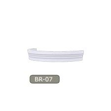 Anro BR-07 ívelhető díszléc - íves falra dekoráció