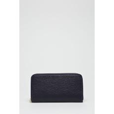 ANSWEAR - Bőr pénztárca - lila - 1352990-lila