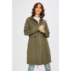 ANSWEAR - Kapucnis kabát - zöld