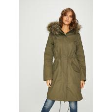ANSWEAR - Kapucnis kabát - zöld - 1404488-zöld