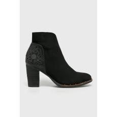 ANSWEAR - Magasszárú cipő - fekete - 1472287-fekete
