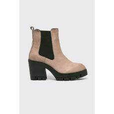 ANSWEAR - Magasszárú cipő Spot On - barna - 1485637-barna
