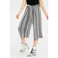 ANSWEAR - Nadrág Stripes Vibes - fehér