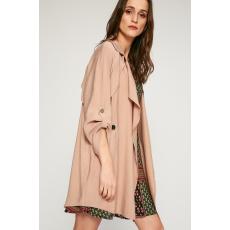 ANSWEAR - Rövid kabát - rózsaszín - 1229734-rózsaszín